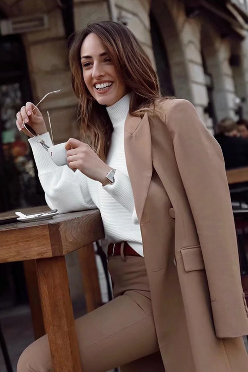 Chic Chic London Belt Blazer