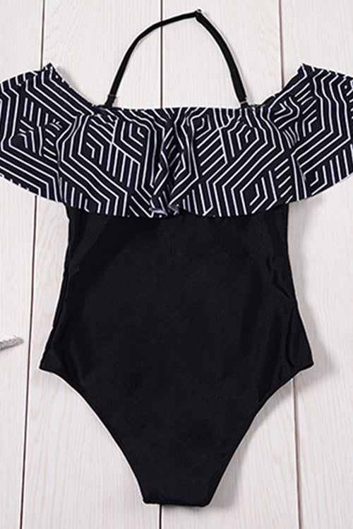 Sunday Dive One-piece Swimsuit