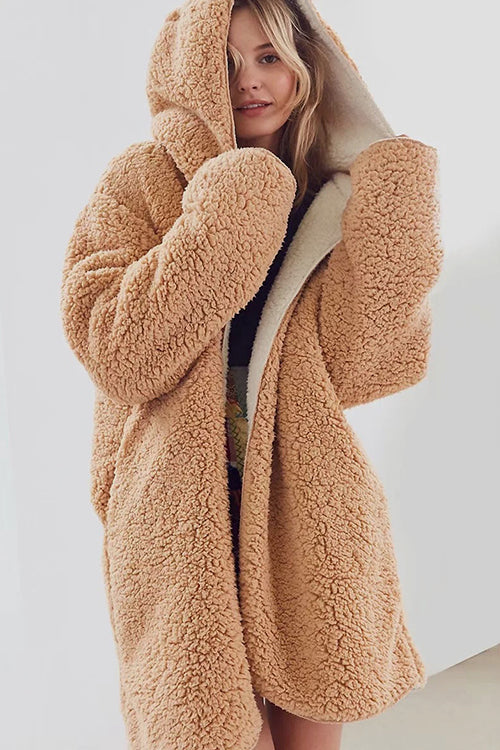 Cozy Season Long Coat