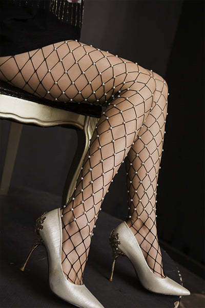 Power of Wow Pearl Fishnet