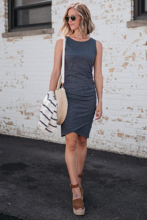 Daily Delight Body-con Tank Dress