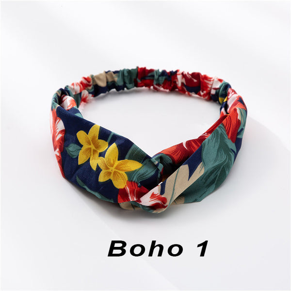 Breezy Summer Hair Band - UnikWe Boutique