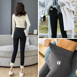 Super Thick Cashmere Wool Leggings - UnikWe Boutique