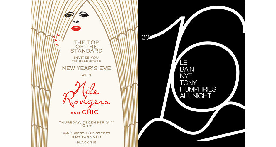 New Year's Eve at The Standard, High Line