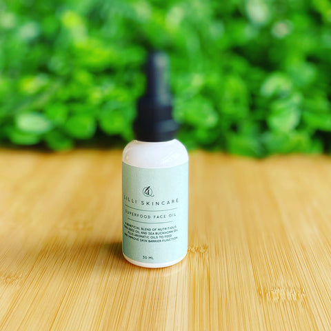 LILLI Superfood Facial Oil