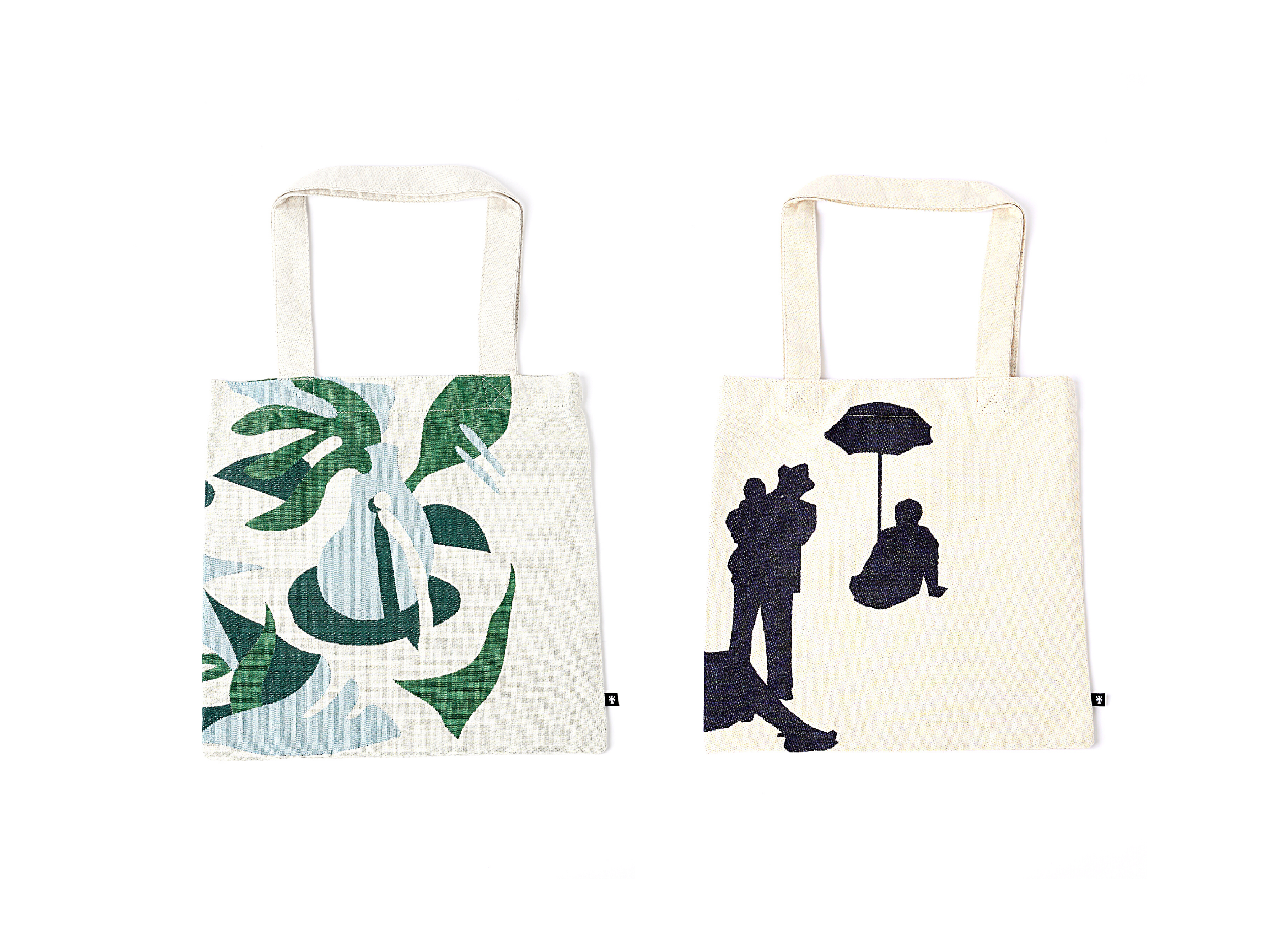 Artist Collaboration Tote Bag
