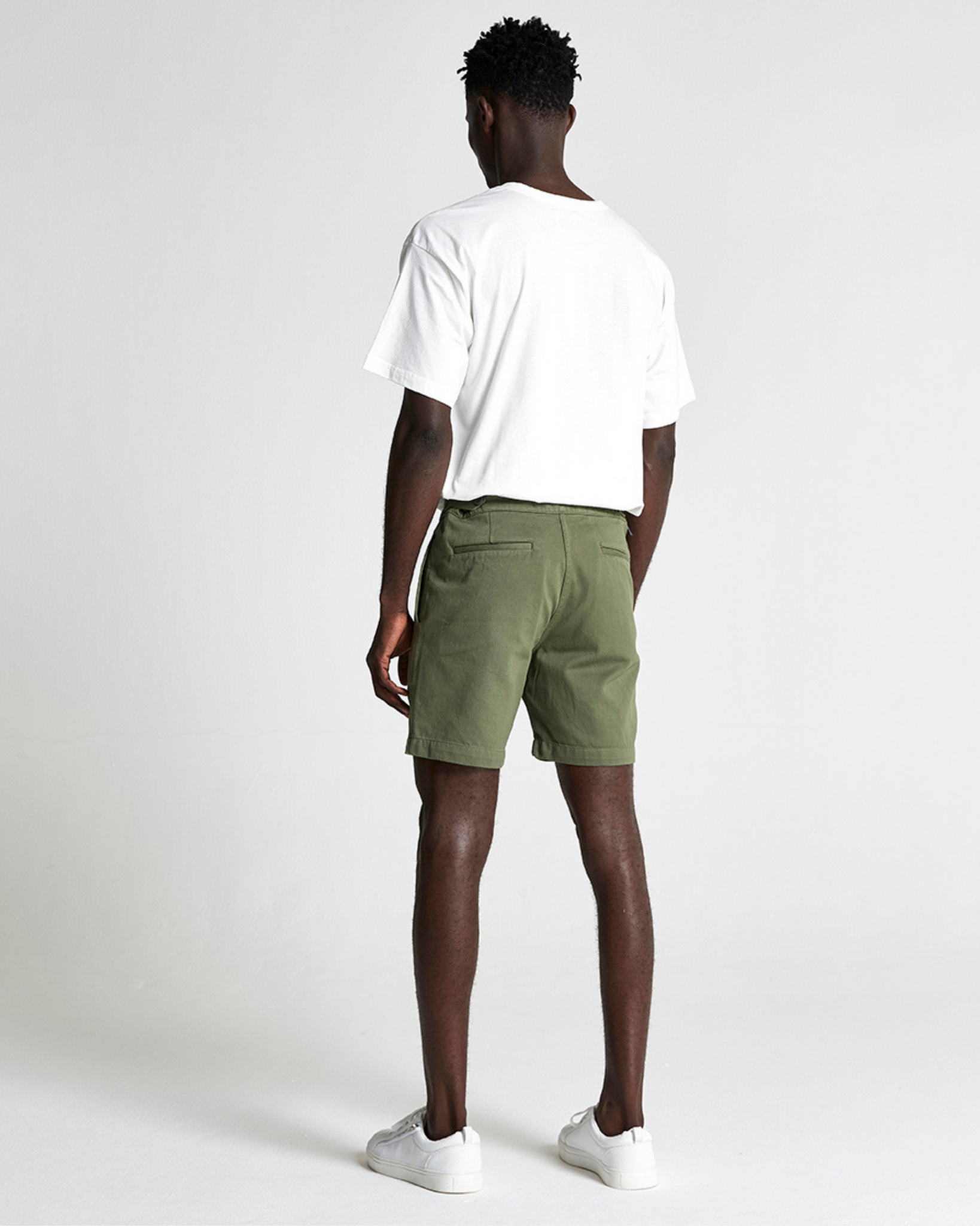 The Relaxed Cotton Short in Olivine