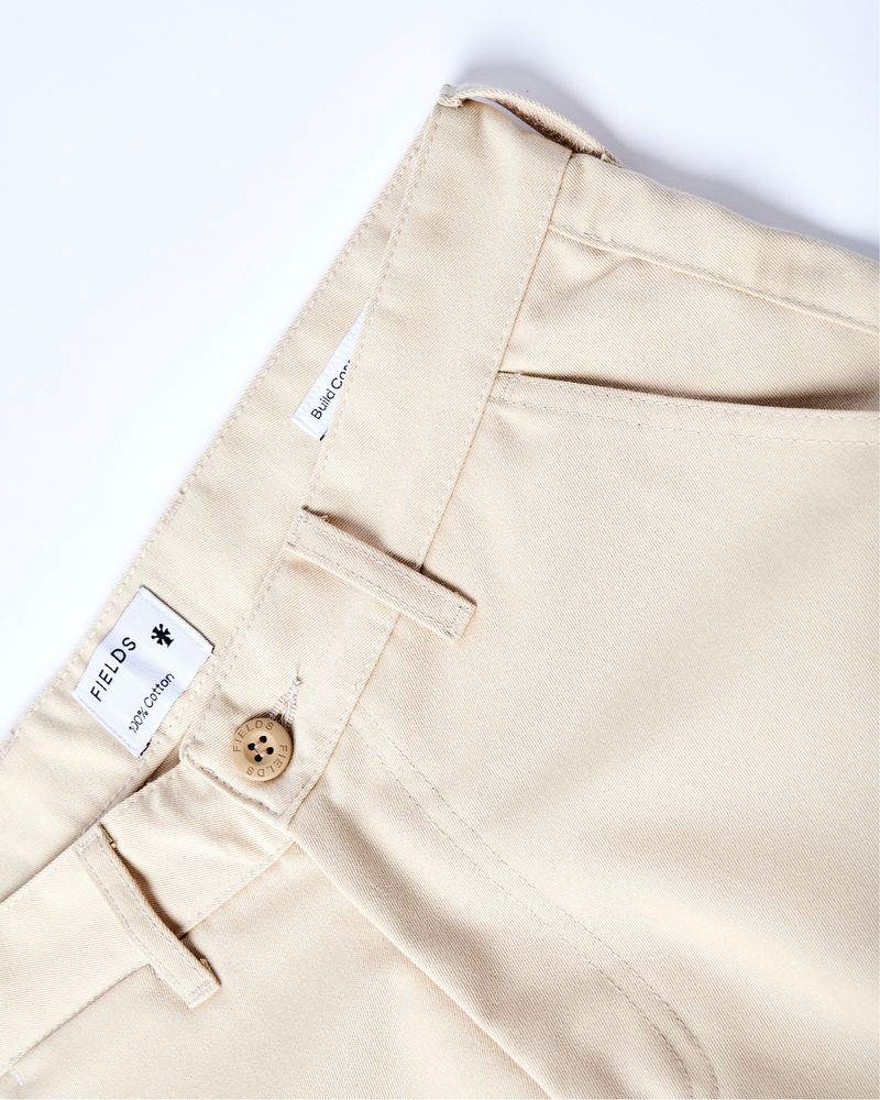 Cotton Twill Art Short