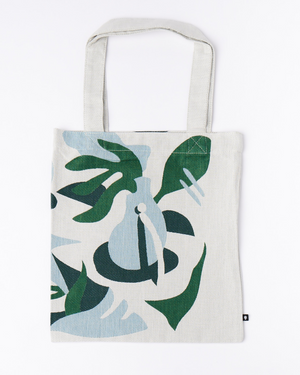 The Cotton Tote Bag Featuring Kim van Vuuren