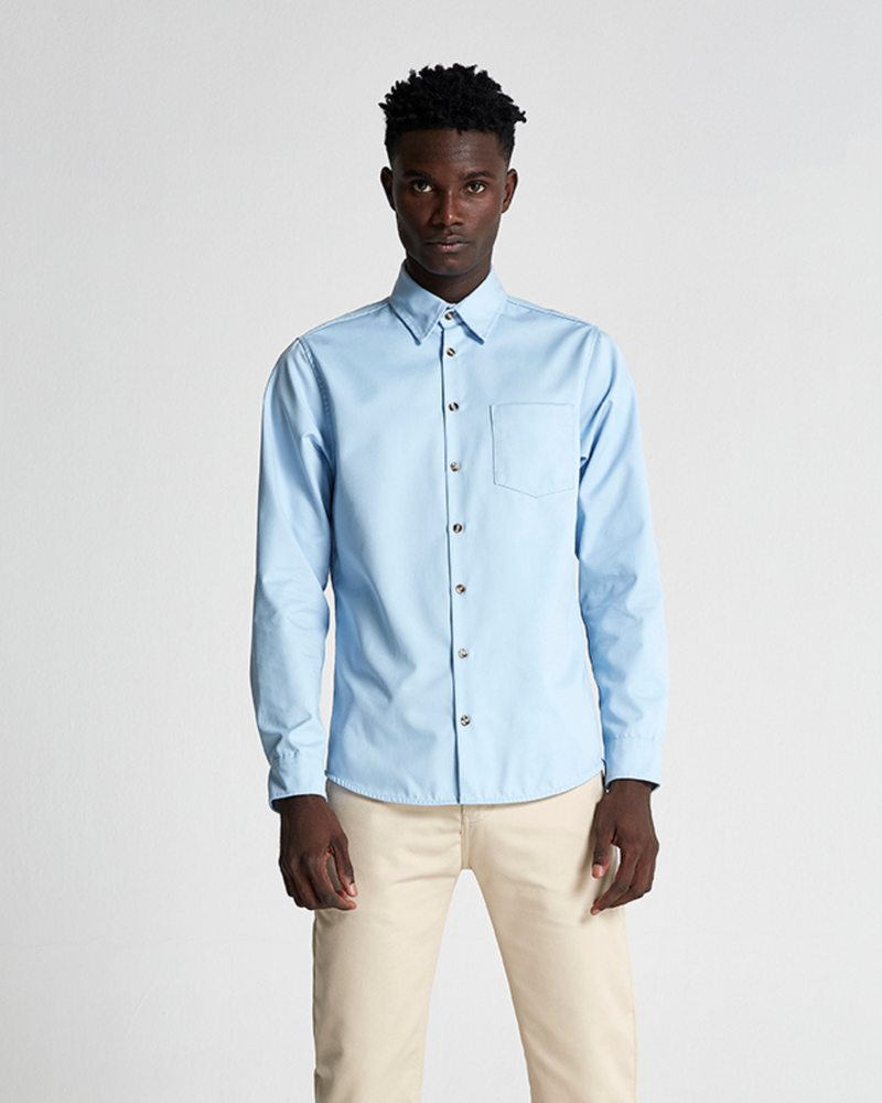 1 Pocket Cotton Shirt