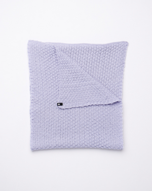 The Wool Scarf - Zen Blue