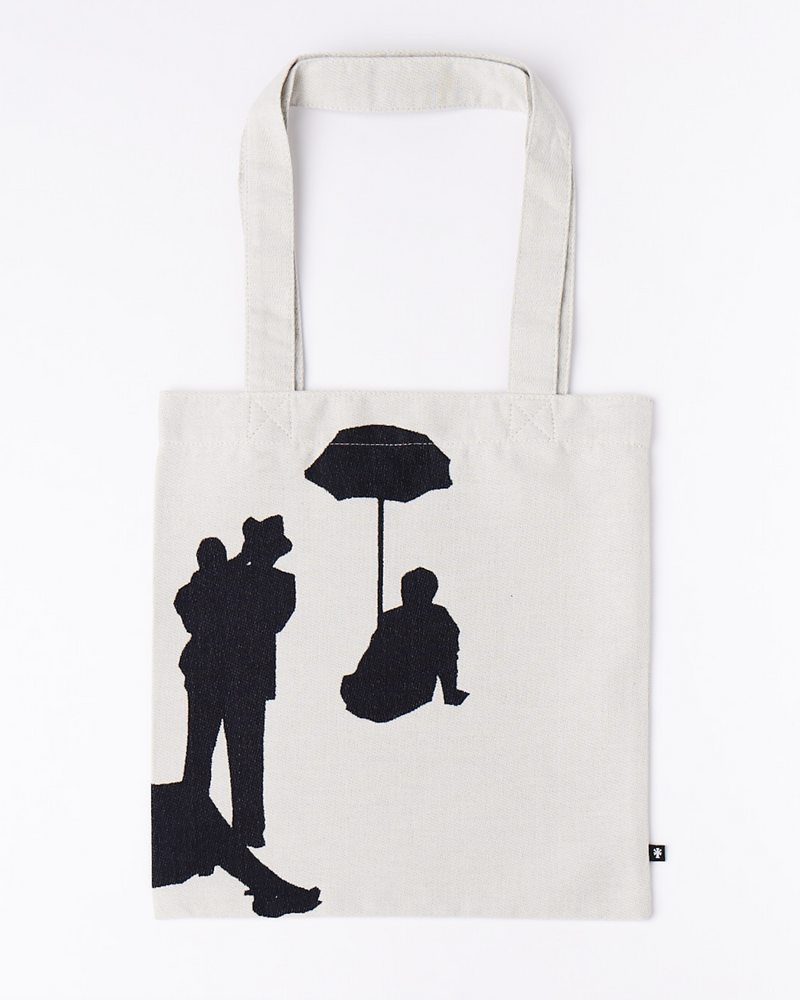 Cotton Tote Bag featuring Lebohang Kganye