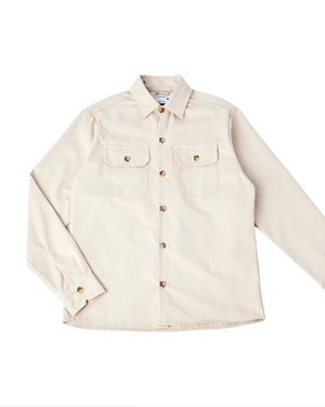 The FIELD Shirt in Navy Peony