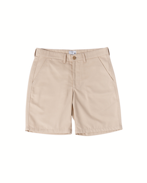 The Cotton Twill Art Short in Oxford Tan