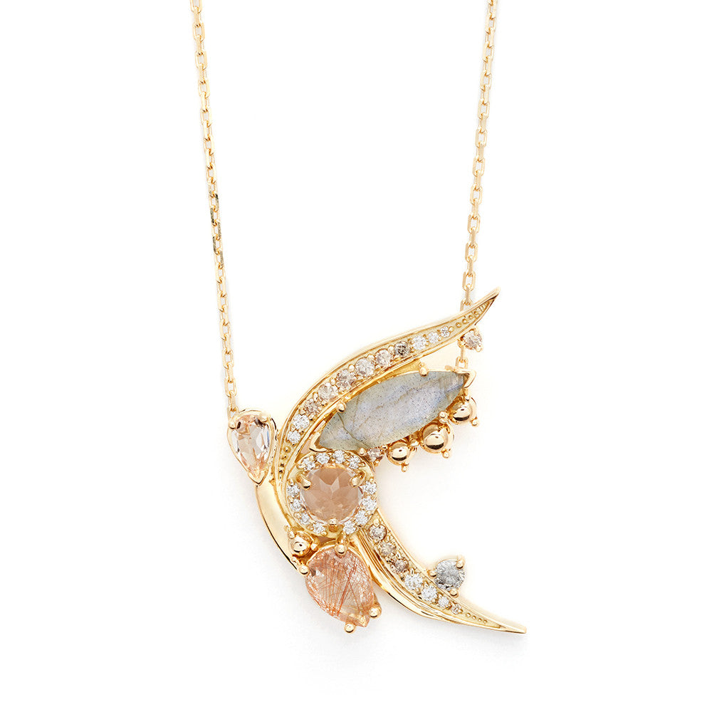 kaystore gold diamonds zm en ct morganite to necklace click rose tw mv kay expand
