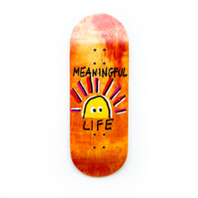 "Load image into Gallery viewer, Hand Painted ""Meaningful Life"" Limited Edition"