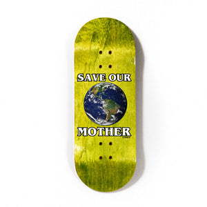 """Save Our Mother"" Transparent"