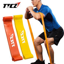 Load image into Gallery viewer, TTCZ Assisted Pull Up Resistance Bands Loop Mobility Band For Powerlifting Body Stretching Training Exercise Gym Home Fitness - Exercise Resistance Bands