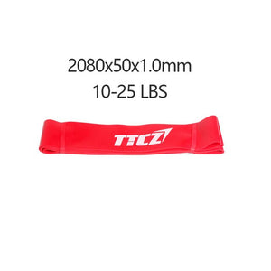 TTCZ Assisted Pull Up Resistance Bands Loop Mobility Band For Powerlifting Body Stretching Training Exercise Gym Home Fitness - Exercise Resistance Bands