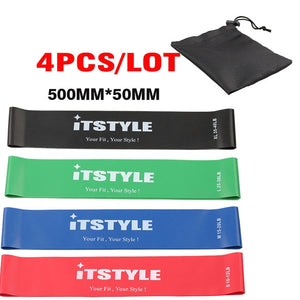 Resistance Bands Set 10 Levels Available Latex Gym Strength Training  Fitness Equipment Expander Yoga Rubber band - Exercise Resistance Bands