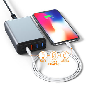 Satechi 75W MultiPort Travel Charger