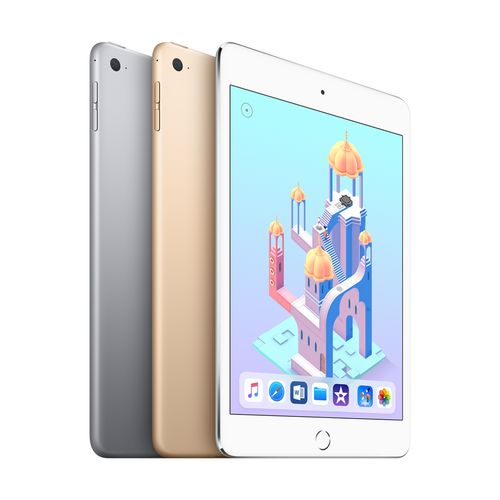 iPad mini 4 - Wi-Fi + Cellular