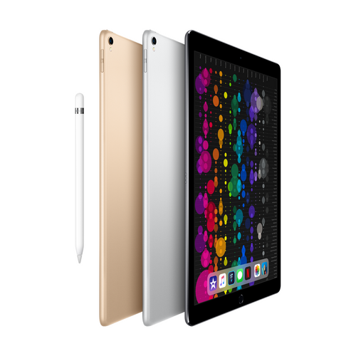 iPad Pro - 12.9-inch Display, Wi-Fi + Cellular, 64GB Storage