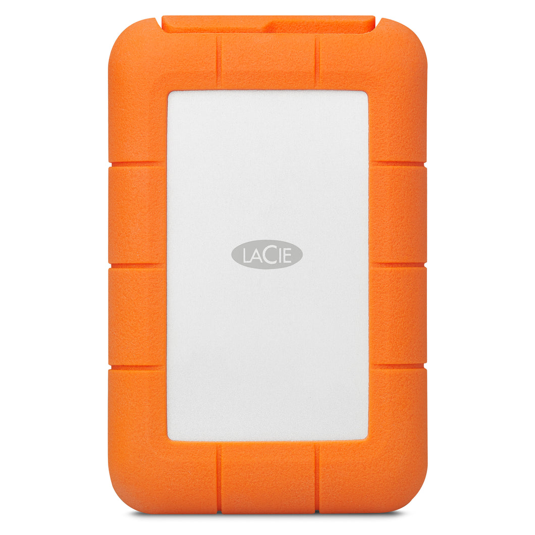 2TB Rugged Thunderbolt & USB-C Portable Drive