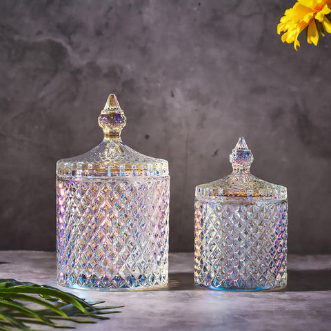 Crystal Glass Storage