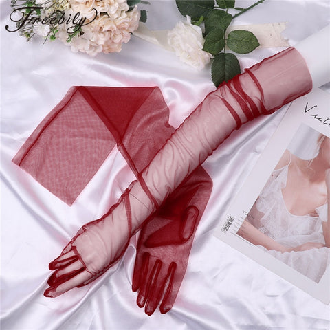 Halloween Gloves for Fashion women