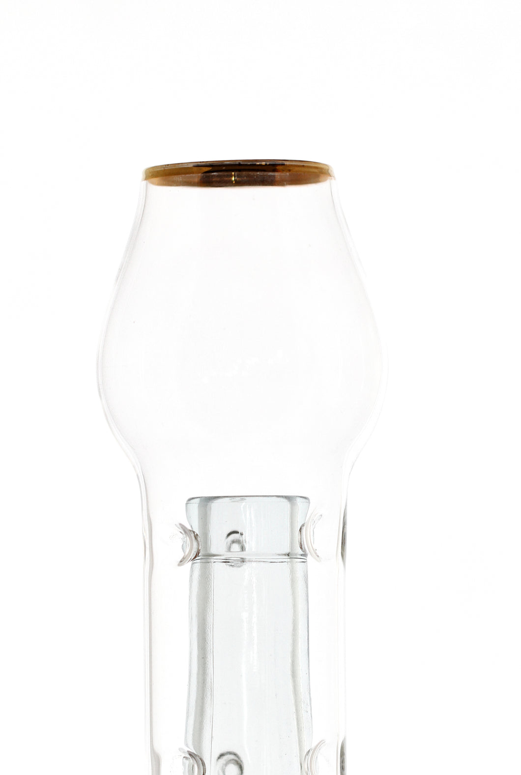 Winelight™ Flame Protector - Gold Rim
