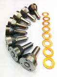 Ford 94-97 7.3L CUSTOM Injector Nozzle Set Dynomite Diesel