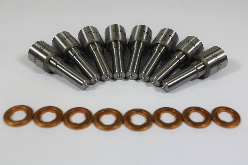 Ford 6.4L 08-10 Nozzle Set Custom Super Mental Dynomite Diesel