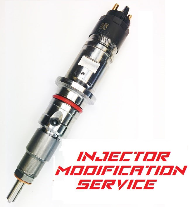 RAM 2013-2018 Injector Modification Service Dynomite Diesel