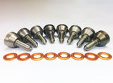 Ford 99-03 7.3L Stage 1 Nozzle Set 15 Percent Over Dynomite Diesel