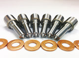 Dodge 98.5-02 24v Injector Nozzle Set 75hp Dynomite Diesel