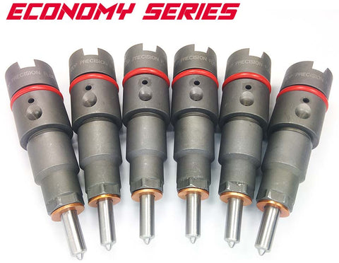 Dodge 98.5-02 24v Economy Series Reman Injector Set Dynomite Diesel