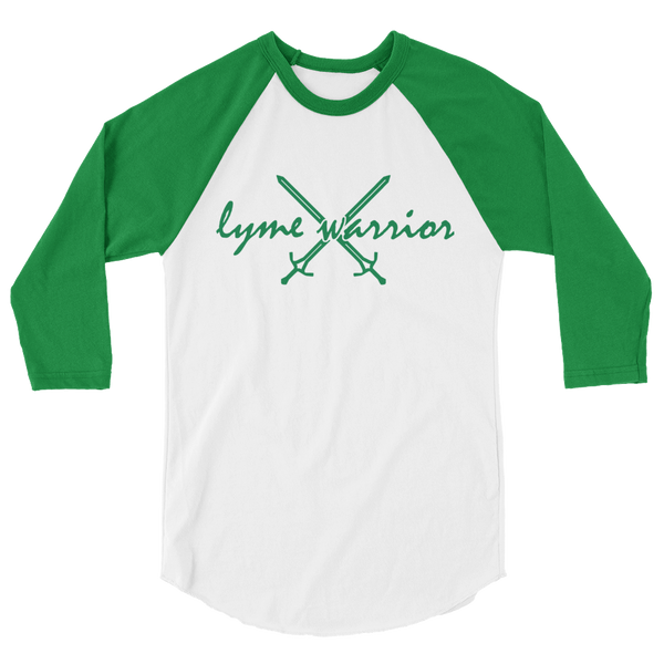 Lyme Warrior DG 3/4 Sleeve Jersey Tee