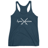 Lyme Warrior DG Women's Racerback Tank