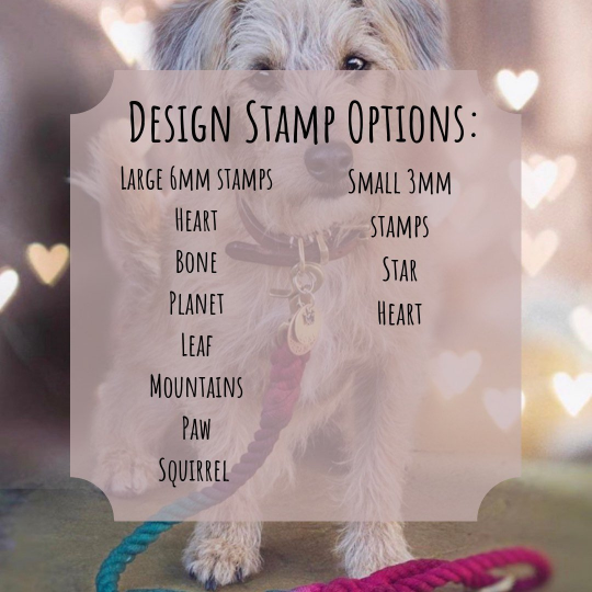Design Your Own Dog Tag