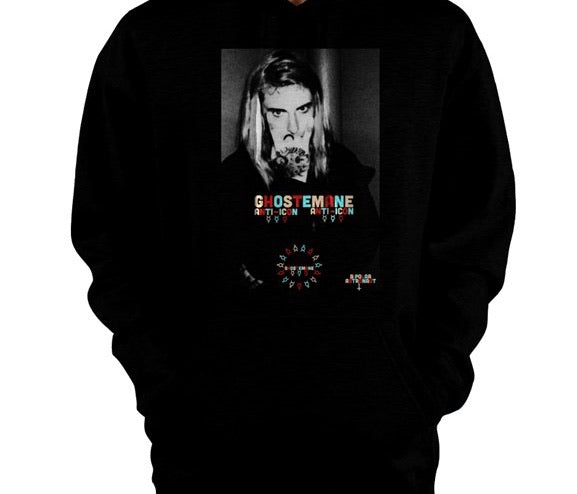 Ghostemane Anti-Icon Pullover Hoodie