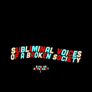 Subliminal Voices Of A Broken Society Pullover Hoodie