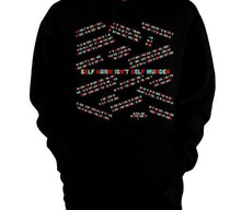 Load image into Gallery viewer, Self Harm Isn't Self Murder Pullover Hoodie