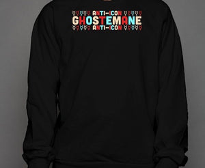 Ghostemane ☿☿☿☿☿ Anti-Icon ☿☿☿☿☿ Crewneck Sweatshirt