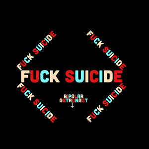 Fuck Suicide Pullover Hoodie