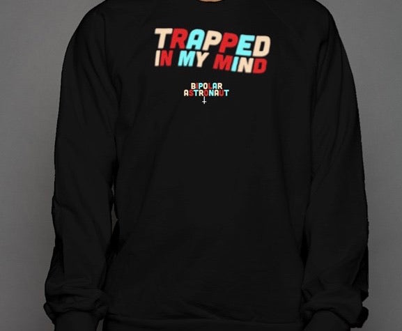 Trapped In My Mind Crewneck Sweatshirt