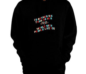 People Like You Pullover Hoodie