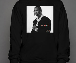 Pop Smoke Crewneck Sweatshirt