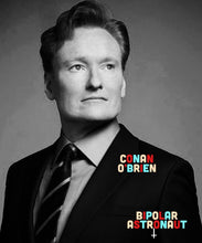 Load image into Gallery viewer, Conan O'Brien Crewneck T-Shirt
