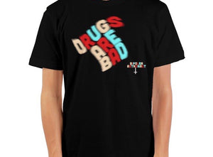 Drugs Are Bad Crewneck T-Shirt